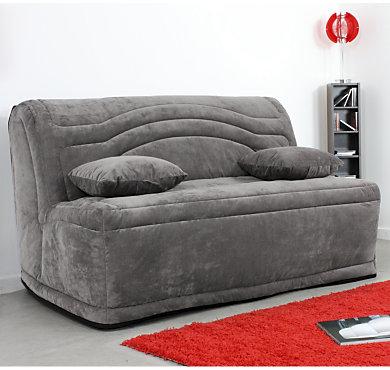 banquette bz valentine matelas dunlopillo 12 cm. Black Bedroom Furniture Sets. Home Design Ideas