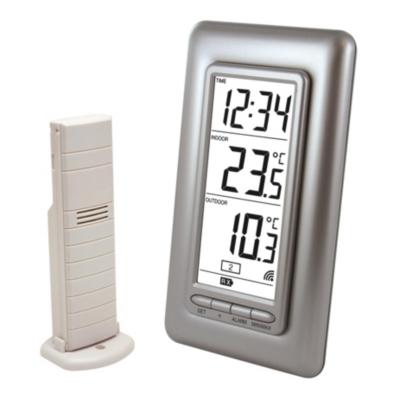 Thermomètre intérieur/extérieurLA CROSSE TECHNOLOGY WS 9162 IT+ pour 19€
