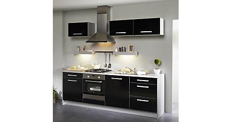 cuisine compl te. Black Bedroom Furniture Sets. Home Design Ideas