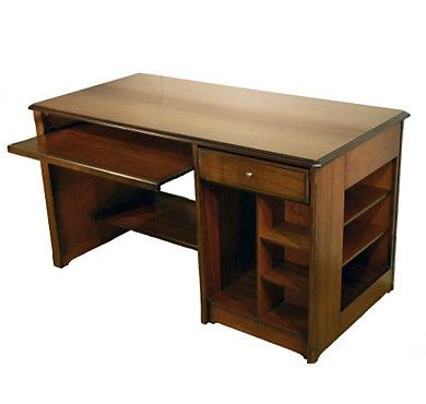 bureau eole large dessus bois. Black Bedroom Furniture Sets. Home Design Ideas