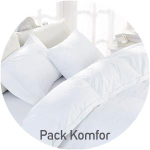Pack (pour literie 1 plac e) pour 125€