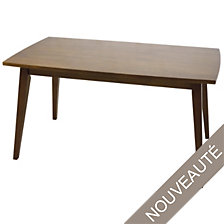 Table rectangulaire 140cm Petula