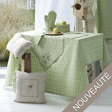 Linge de table Babillage SYLVIE THIRIEZ