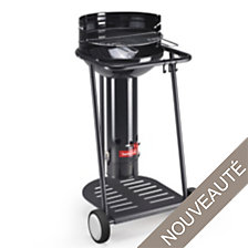 Barbecue bois BARBECOOK Optima Go black