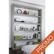 Etagère simple Cubik