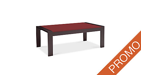 Table basse rectangulaire Polo