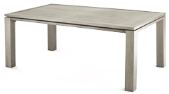 Table OCEO Latino, aluminium 180 x 98 cm
