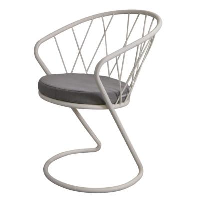Lot de 2 fauteuils Irrésistible, Structure tôle et tube en acier avec... par LeGuide.com Publicité