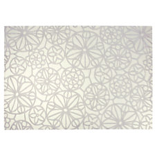 Tapis Society Circle ESPRIT HOME, blanc