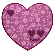 Tapis Heart Breaker ESPRIT HOME