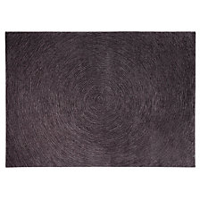 Tapis Colour In Motion ESPRIT HOME, chocolat