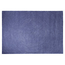 Tapis Colour In Motion ESPRIT HOME, bleu