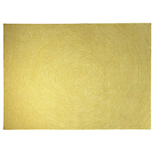 Tapis Colour In Motion ESPRIT HOME, jaune