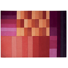 Tapis Various Box ESPRIT HOME, rouge