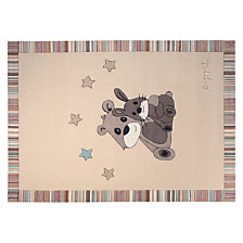 Tapis Little Best Friends ESPRIT HOME, écru
