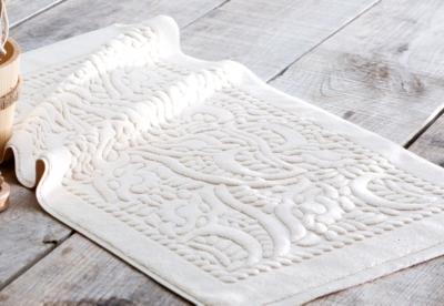 Tapis de bain Hammam coton bio ECOLO ADDICT pour 29€