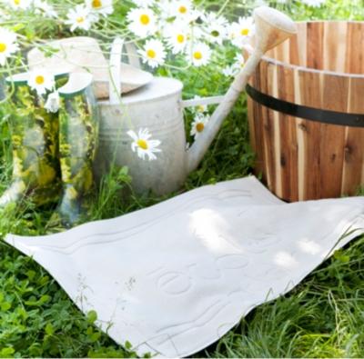 Tapis de bain coton bio Envol ECOLO ADDICT pour 25€