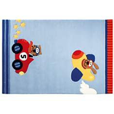 Tapis Happy Street Cars SIGIKID
