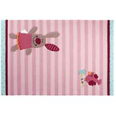 Tapis Happy Friends Stripes SIGIKID