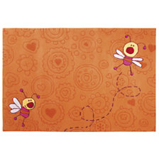 Tapis Happy Zoo Abeille SIGIKID