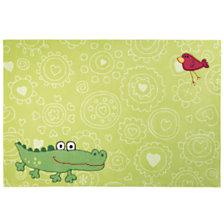 Tapis Happy Zoo Crocodile SIGIKID