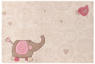 Tapis Happy Zoo Elephant SIGIKID, beige pour 129€