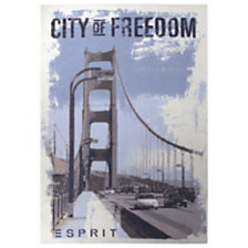 Tapis City of Freedom ESPRIT HOME