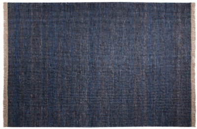 Tapis Loom Durrie, bleu pour 559€