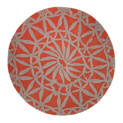 Tapis Oriental Lounge, orange pour 629€