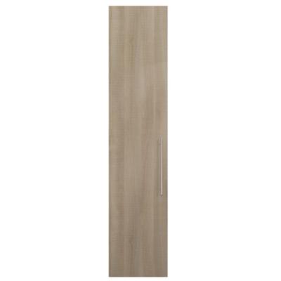 PERCEY PORTE BATTANTE CHENE FUME L 50. PERCEY Dressing sur Mesure Fabriqué en France CORPS de MEUBLES : - Réalisés en panneaux de