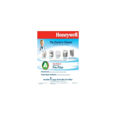 Pré-filtre pour purificateur d'air HAP100WE4 HONEYWELL