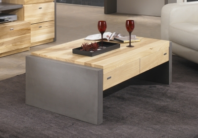 Table basse 1 tiroir Alliance pour 1135€
