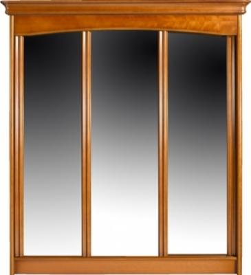 L´armoire 3 portes coulissantes Anna, H/l : 220 x 220 cm pour 1499€