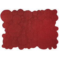 Tapis ESPRIT HOME Circle rouge