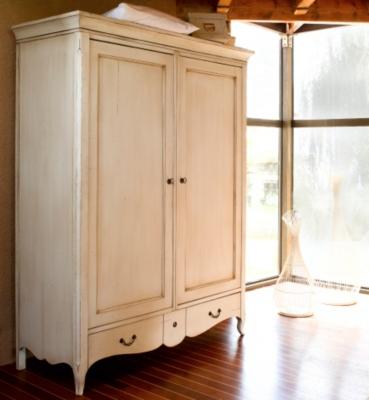 Armoire 2 portes 1 tiroir Coralie pour 1999€