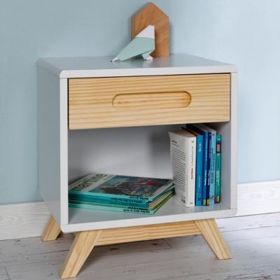chevet scandi literie en ligne. Black Bedroom Furniture Sets. Home Design Ideas