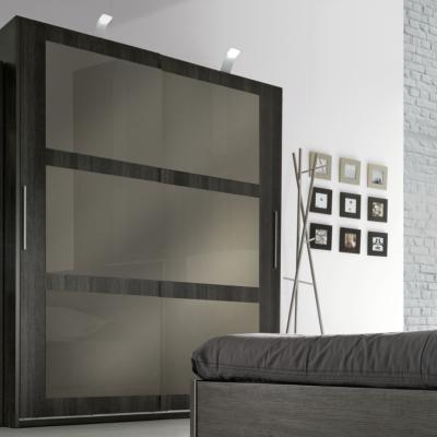 Armoire 2 portes coulissantes Davina largeur 160 cm pour 1335€