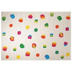 Tapis Funny Dots ESPRIT HOME, blanc