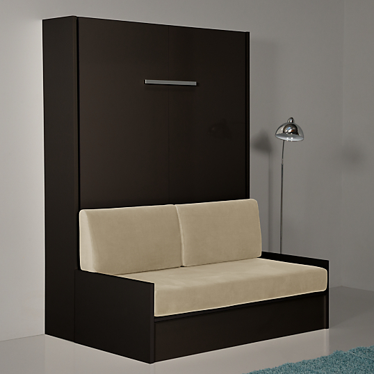 lit escamotable avec banquette gemini. Black Bedroom Furniture Sets. Home Design Ideas
