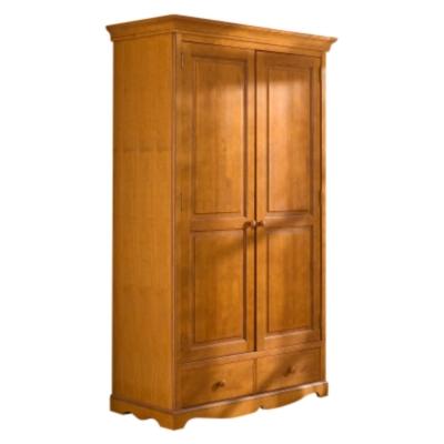 Armoire 2 portes 2 tiroirs Cottage pour 655€