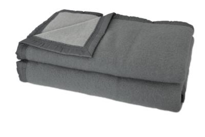 couverture laine woolmark hauteluce 500 g literie en ligne. Black Bedroom Furniture Sets. Home Design Ideas
