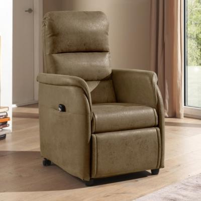 fauteuil relax lectrique bi moteur joana bultex literie en ligne. Black Bedroom Furniture Sets. Home Design Ideas
