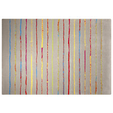 Tapis Joyful Stripes ESPRIT HOME, taupe