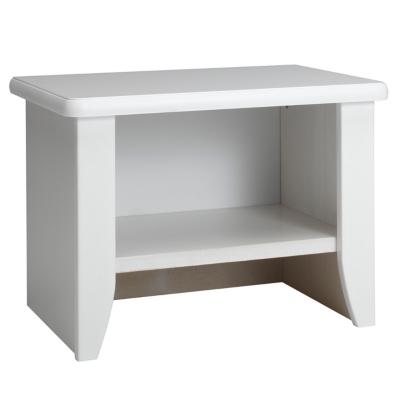 chevet niche mathilda blanchi literie en ligne. Black Bedroom Furniture Sets. Home Design Ideas