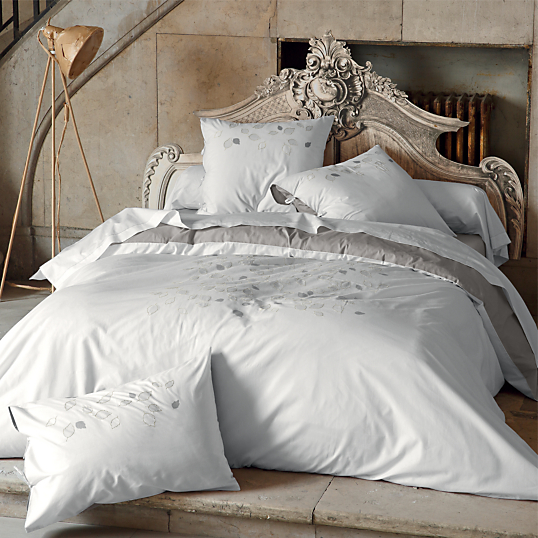 housse de couette percale margaux sylvie thiriez. Black Bedroom Furniture Sets. Home Design Ideas