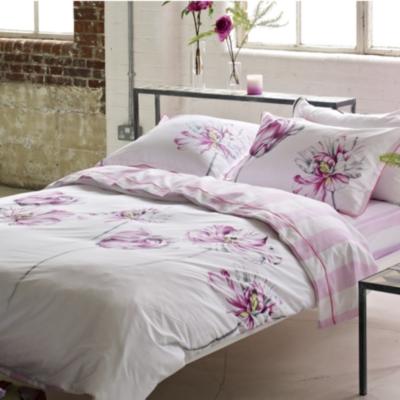 drap satin montsuki designers guild literie en ligne. Black Bedroom Furniture Sets. Home Design Ideas
