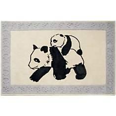 Tapis Panda TOULEMONDE BOCHART