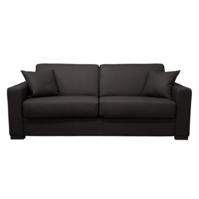canap convertible cuir pise literie en ligne. Black Bedroom Furniture Sets. Home Design Ideas