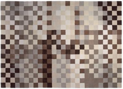 Tapis Pixel marron pour 99€
