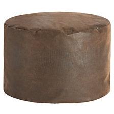 Pouf Péri chocolat